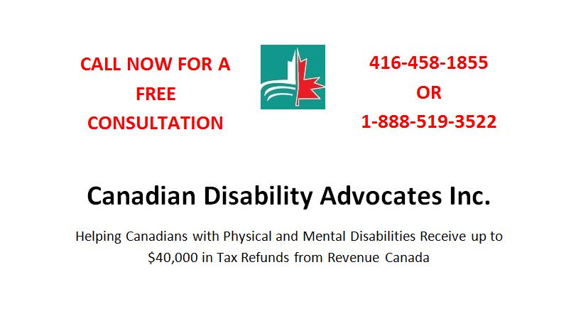 Canadian Disability Advocates Inc.